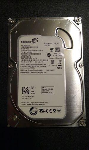 320gb Hard drive for Sale in San Bernardino, CA