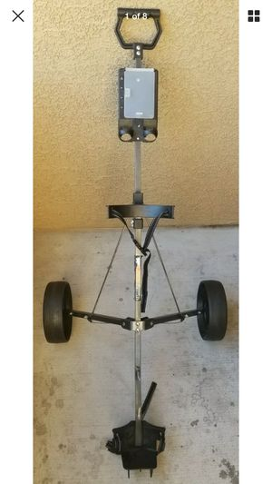 Hippo Folding Collapsible Deluxe Golf Cart Lightweight Steel Frame Holder for Sale in Mountain View, CA