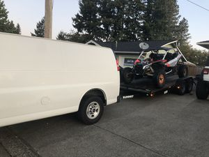 2019 7x16 summit car trailer for Sale in Kent, WA