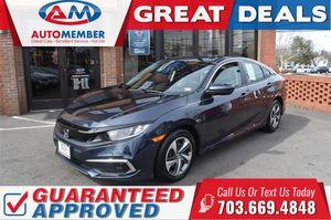 2019 Honda Civic Sedan for Sale in Leesburg, VA