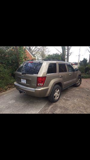 2005 Jeep Grand Cherokee HEMI 190k miles for Sale in Raleigh, NC