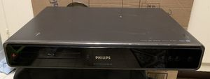 PHILLIPS BDP 7200 HD BLURAY DVD DISC PLAYER for Sale in Lanham, MD