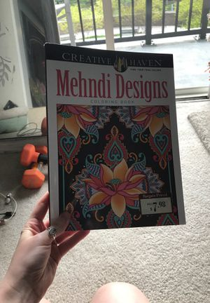 Adult Coloring Book for Sale in Gaithersburg, MD