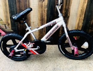 "REDUCED!! OG- Mongoose 16""- BMX Boys Bike  All ORIGINAL! Early 80's boys BMX -16"" Bike for Sale in Cypress, TX"