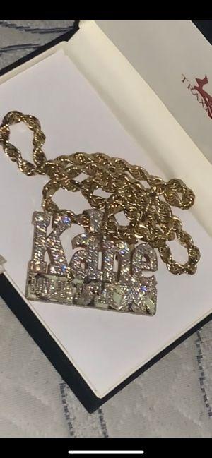 Custom $28,000 chain for Sale in Aurora, IL