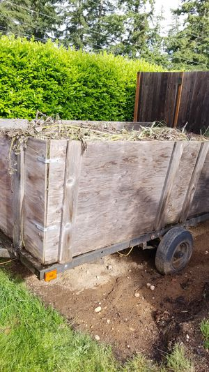 Small trailer $$200 for Sale in Puyallup, WA