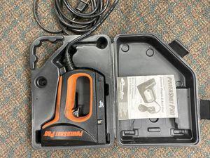 Power Shot Pro Electric Staple & Nail Gun for Sale in Addison, IL