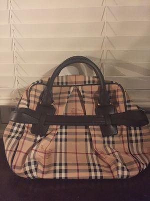 Burberry handbag for Sale in Deptford Township, NJ