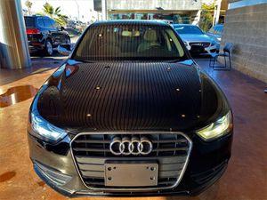 2013 Audi A4 for Sale in Scottsdale, AZ