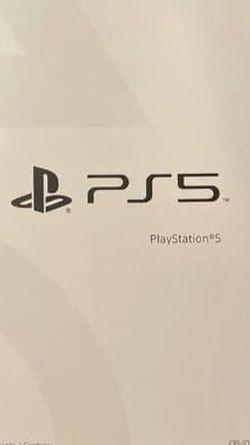 Ps5 Disc Version Open Box for Sale in Scottsdale,  AZ