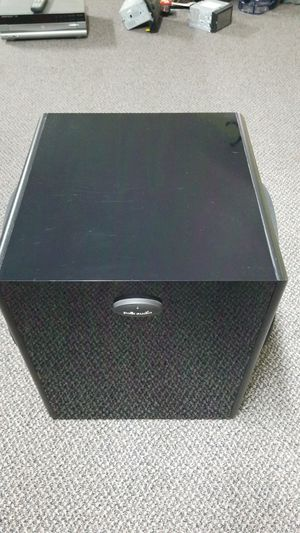 Polk Audio powered subwoofer for Sale in Houston, TX