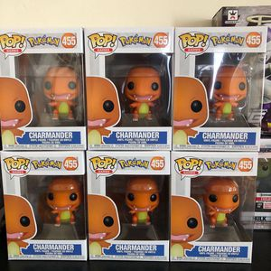 Funko Pop Pokémon Charmander collectible Action Figure for Sale in Long Beach, CA