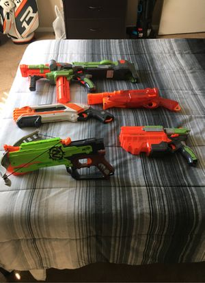 NERF gun arsenal for Sale in Cranston, RI