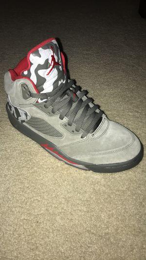 Retro 5 air Jordan's for Sale in Ashburn, VA