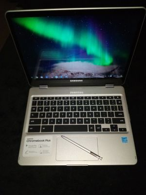 Samsung Chromebook plus platinum for Sale in Auburn, WA