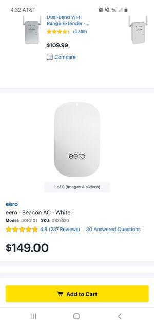 EERO BEACON for Sale in Fairfield, CT
