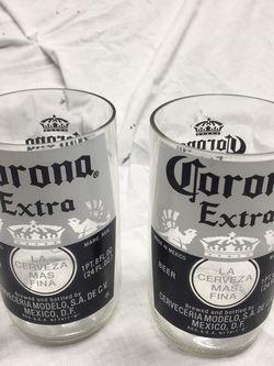 "Corona ""bottle"" Glasses for Sale in Renton,  WA"