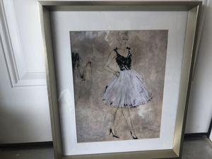 Framed Fashion Art for Sale in Northville, MI