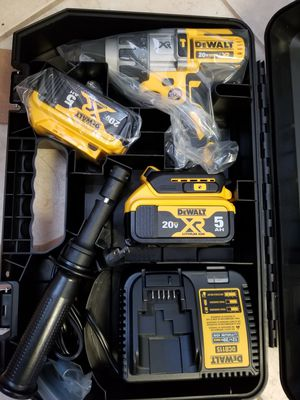 "dewalt 1/2"" brushless 3 speed hammer drill kit for Sale in Escondido, CA"