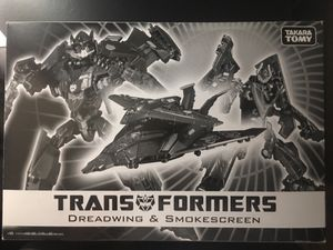 Transformers Tokyo Toy Show Exclusive- G2 Dreadwing and Smokescreen for Sale in Los Angeles, CA