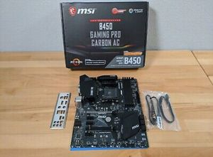 B450 MSI PRO GAMING CARBON for Sale in Fort Worth, TX