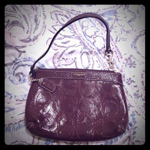 Coach Burgandy Wristlet for Sale in Knoxville, TN