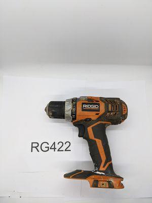 Rigid 18V Fuego Drill for Sale in Sacramento, CA