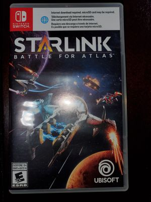 Star Link (Nintendo switch) for Sale in UNIVERSITY PA, MD