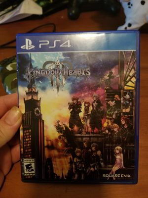 Kingdom heart 3 for Sale in Richmond, CA
