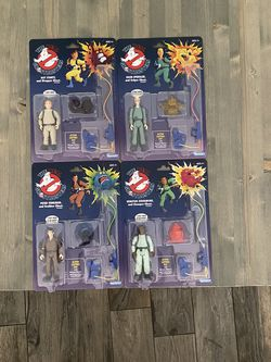 The Real Ghost Busters Set Of 4 Kenner Collection for Sale in Fontana,  CA