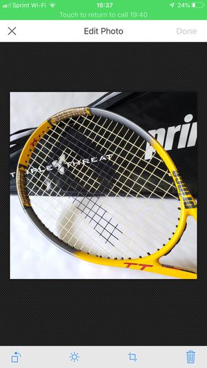 Prince Triple Threat TT Scream OS Tennis Racquet W/Bag Performance Level B875 F4 for Sale in Abingdon, MD