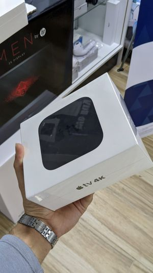 Apple TV 32gb - 4K - Brand New in Box! One Year Warranty from Apple! for Sale in Arlington, TX