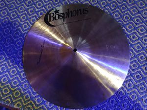 Bosphorus traditional series 16 inch thin crash for Sale in Los Angeles, CA