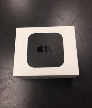 Apple TV 4K for Sale in Chicago, IL