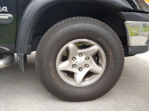 4 sets of Toyota rims and michelin ltx tires for Sale in Kent, WA