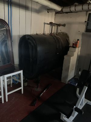 Free oil tank for Sale in Chicopee, MA