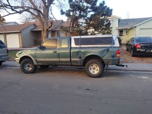 96 ford ranger supercab xlt 4x4 part out for Sale in Aurora, CO