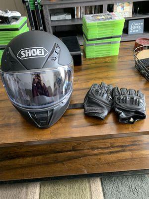 Shoei motorcycle helmet for Sale in Euless, TX
