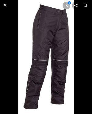 Bilt motorcycle all weather pants for Sale in Atlanta, GA