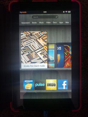 Amazon kindle fire HD for Sale in Vista, CA