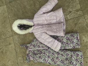 Girls snow suit and jacket for Sale in Apache Junction, AZ