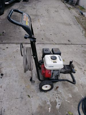 Pressure washer gas for Sale in San Diego, CA