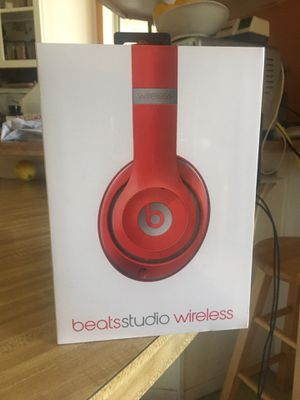 Beats studios wireless brand new for Sale in Carson, CA