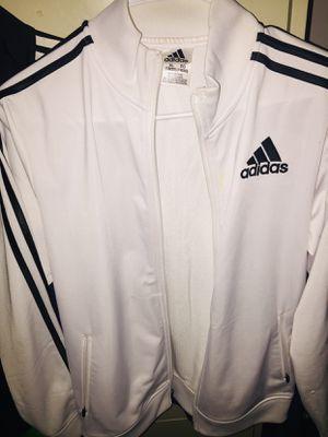 White adidas jacket for Sale in Cincinnati, OH