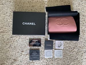 Chanel Caviar Cosmetic Bag/Pouch for Sale in Dallas, TX