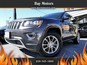 2014 Jeep Grand Cherokee for Sale in San Mateo, CA