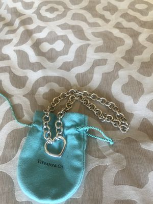 Tiffany's Necklace for Sale in Parker, CO