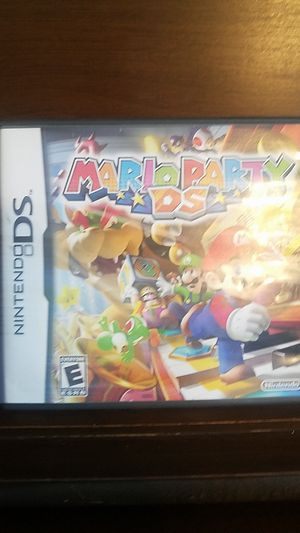 Mario Party DS for Sale in Columbus, OH
