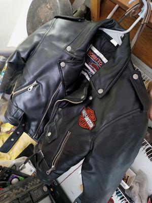 Vintage Kids Harley Davidson biker jacket for Sale in Zachary, LA