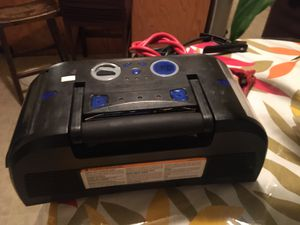 Charger for battery for cars for Sale in Tacoma, WA